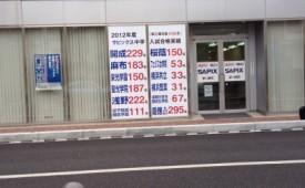 徳田サピックス正面①