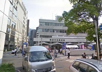 横浜中央郵便局画像